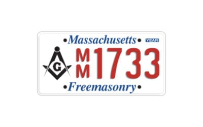Freemasonry License Plate