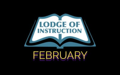 Lodge of Instruction February