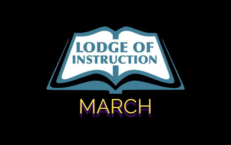 Lodge of Instruction March